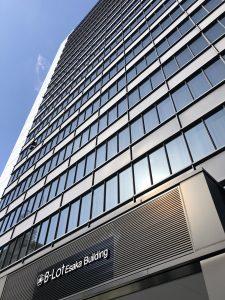 【大阪】 江坂駅前大型オフィスビル